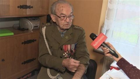 Żołnierz Wyklęty kpt. Stefan Kulig obchodzi 94 urodziny