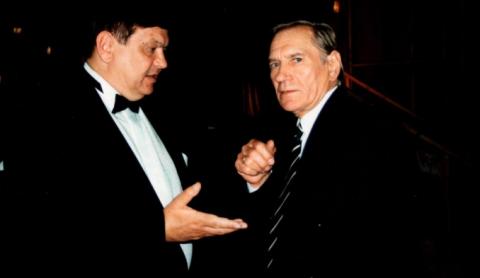 Stefan Sopata i Bogusław Kaczyński