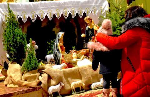czytaj też:Niskowa: Owce, kozy i alpaki, a wśród nich Dzieciątko Jezus [ZDJĘCIA]Niskowa: owce, kozy i alpaki, a wśród nich Dzieciątko Jezus [ZDJĘCIA]
