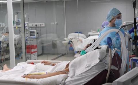 Trzecia fala pandemii: coraz więcej chorych na Sądecczyźnie