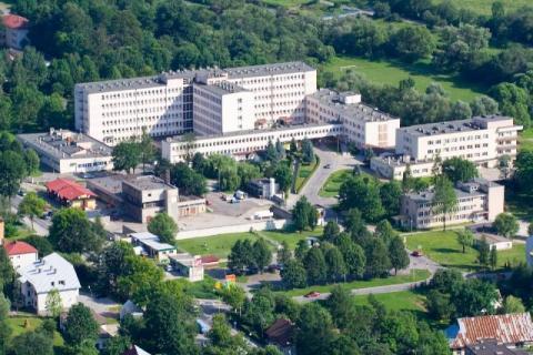 arch. Szpital w Limanowej