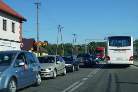 Przez epidemię koronawirusa autobusy do Krakowa odjeżdżają znacznie rzadziej