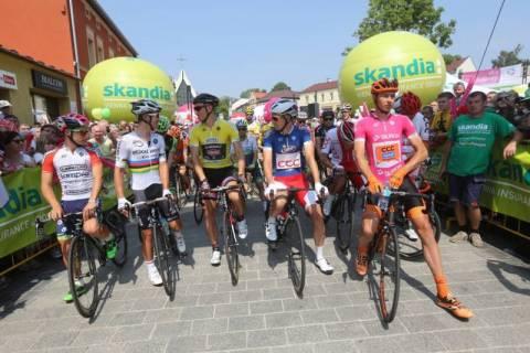 zamknięte ulice Nowy Sącz Tour de Pologne 2016