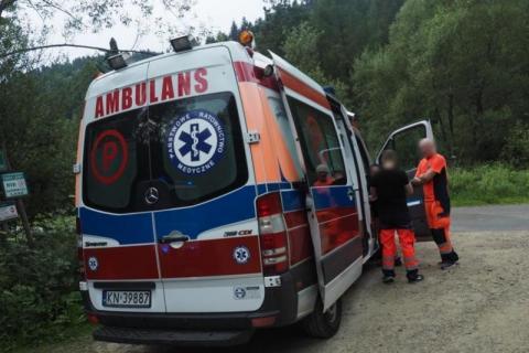19-latek miał myśli samobójcze. Znaleźli go w pobliżu stawów w Mostkach