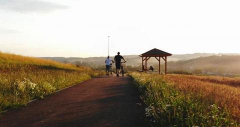 Pięć gmin ma trasy Centrów Aktywnego Wypoczynku