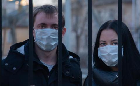 Ukraina wprowadza nowe obostrzenia. Mają weekendową kwarantannę