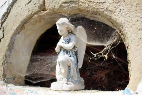 Oddajcie aniołka z kapliczki w Niskowej!