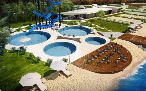 Stary Sącz: To tu powstanie aquapark i pierwsze pole dla camperów