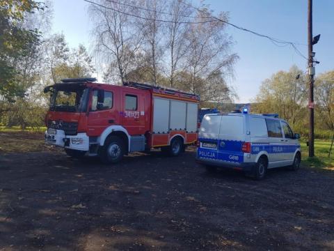 Tragiczny wypadek podczas ścinki drzew. Nie żyje 56-letni mężczyzna