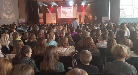 "Gala wolontariatu w podzięce za ""Serce-Sercu"""