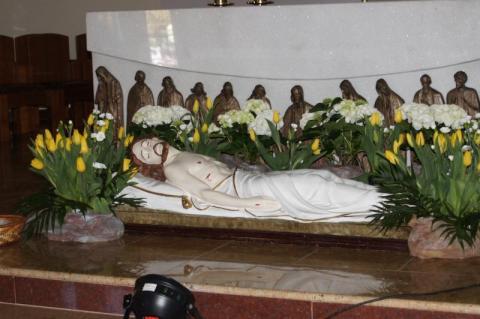 Krynica:Wielka Sobota, bez błogosławienia pokarmów w kościołach