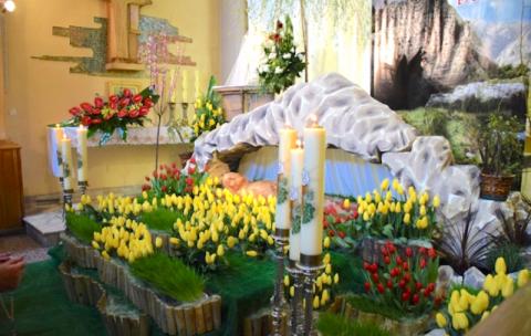 czytaj też: Ks. proboszcz Andrzej Augustyn:Wielkanoc jest narodzeniem się do życia wiecznego