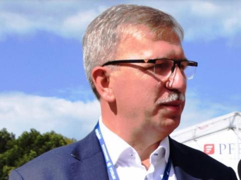 Wiesław Pióro, prezes Uzdrowiska Krynica-Żegiestów
