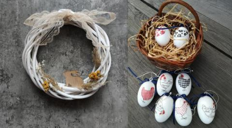 Wielkanocny Jarmark w sieci. Wszystko do koszyczków od Muzeum Okręgowego