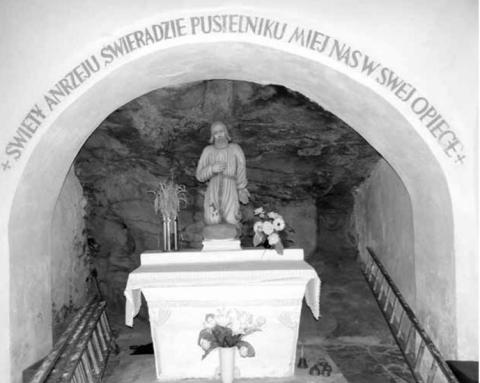 O św. Świeradzie i jego uczniach pisze dr Sławomir Wróblewski