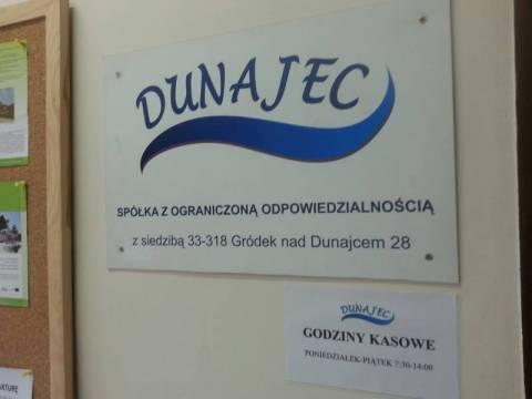 Dunajec szuka nowego prezesa