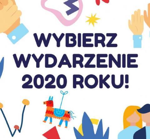 Wybierz wydarzenie 2020 roku