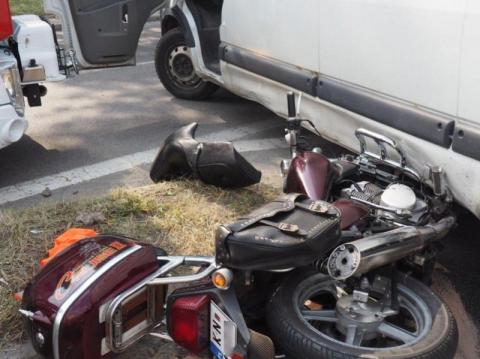 Do tragedii doszło na ulicy Piłsudskiego. To właśnie tam zginęła młoda kobieta, która jako pasażerka podróżowała motocyklem.