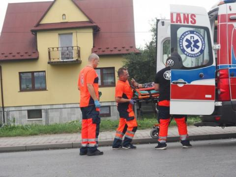Wypadek w Świniarsku: jutro msza w intencji poszkodowanych