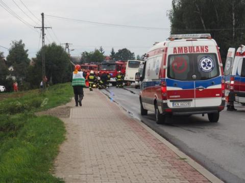 Tragiczny wypadek w Świniarsku. Prokuratura zmieniła zarzut podejrzanemu