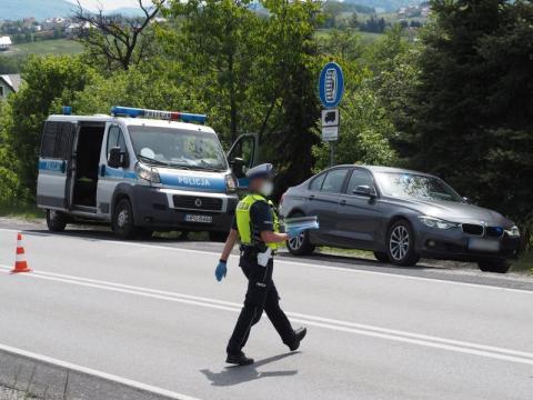 Policyjny pościg ulicami miasta. 33-latek był nietrzeźwy