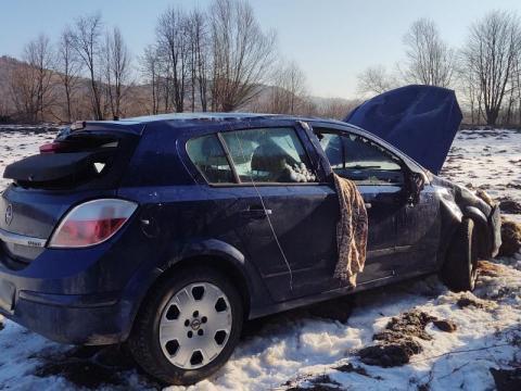 Wypadek za wypadkiem. Najpierw w Witowicach i Grybowie, potem w Łabowej [FILM]