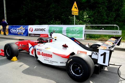 Epidemia: co z górskim wyścigiem samochodów w Limanowej? Znamy decyzję zarządu