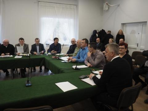 Co z sesjami rady gmin w Kamionce Wielkiej, Łabowej i Nawojowej?