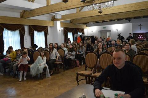 Uzdolnieni wokaliści z Łabowej rozśpiewali Muszynę