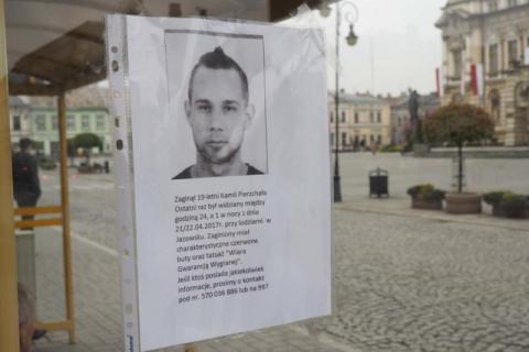 Kamil Pierzchała porwany?
