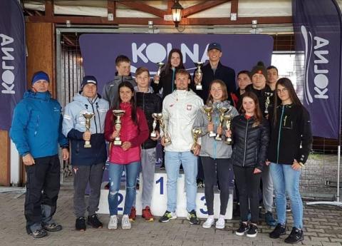 Świetny występ zawodników KS START Nowy Sącz w Krakowie