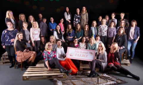 Nie tylko 8 marca :siła kobiet FAKRO