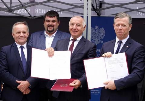 Powiat Nowosądecki: inwestycje drogowe to koło zamachowe dla rozwoju firm