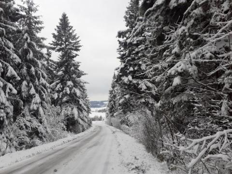 W górach zima na dobre rozpakowała swoje walizki