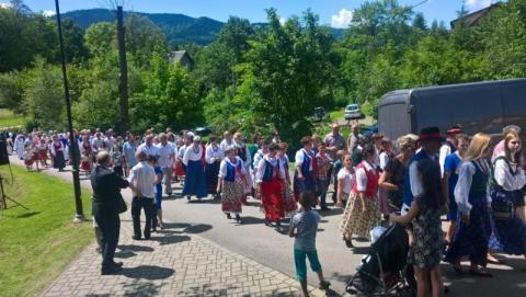 Zjazd mieszkańców Ziemi Grybowskiej 2017