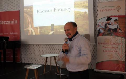 """Trwa webinarium o klastrze turystycznym """"Knossos Północy"""""""