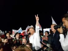 Jak zagłosował Stary Sącz? Zaskoczeni wyborem prezydenta?