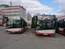 Nowy Sącz: pasażerowie wsiądą do nowych autobusów na gaz