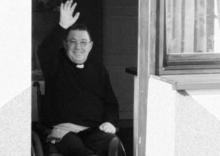 Zmarł ks. Stanisław Olesiak. Przez wiele lat cierpiał na stwardnienie rozsiane