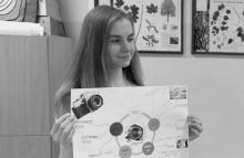 Niewyobrażalna tragedia. W pożarze w Szymbarku zginęła 15-letnia Zuzia