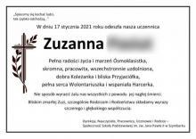 Mieszkańcy Szymbarku pożegnają tragicznie zmarłą Zuzię. Znamy datę pogrzebu