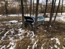 Wypadek w Mszanie Górnej. Samochody rozbite, a co z ludźmi? [ZDJĘCIA]