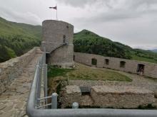 Ruiny zamku w Rytrze, fot. Iga Michalec