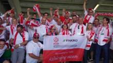Mecz Polska - Szwajcaria z Fakro