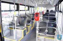nowy autobus MPK, fot. UM w Nowym Sączu
