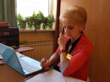 Irena Żak, ZNP w nowym Sączu, fot. Iga Michalec