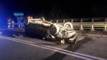 Nie do wiary! Dwa różne miejsca, roztrzaskane auta i kierowcy, którzy zniknęli