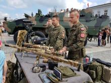 jednostka wojskowa z Rzeszowa, fot. Iga Michalec