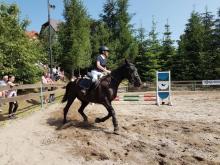 Sądecki Turniej Jeździecki, fot. Sebastian Słowiński