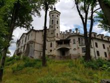 Co skrywa pałac Stadnickich w Nawojowej. Remont odsłania tajemnice [FILM, FOTY]